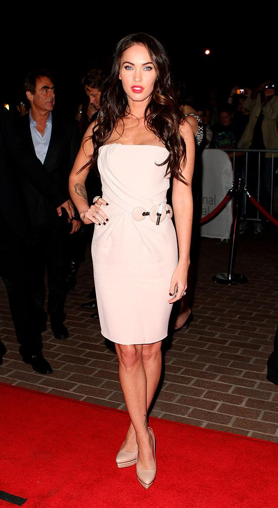 2010 Toronto Film Festival Megan Fox