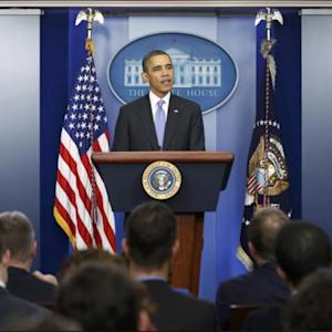Obama Looks Toward 2014 'breakthrough' After Rocky 2013