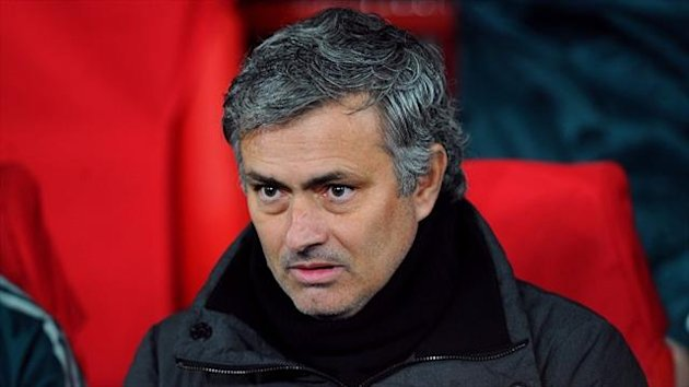 Jose Mourinho is looking forward to facing Manchester United on Monday night