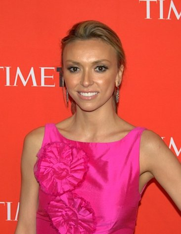 Giuliana Rancic at the 2010 Time 100 Gala.