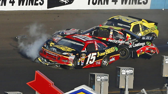 Gordon's relationship with Bowyer forever damaged