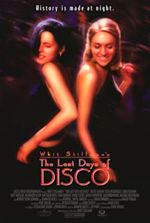 Poster of The Last Days of Disco