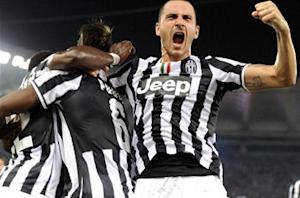 Juventus 4-0 Lazio: Second-half salvo secures Supercoppa