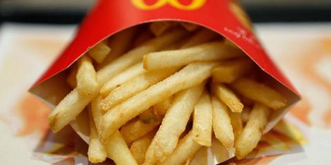 """McDonald's New """"Loaded Fries"""" Are Totally Over-the-Top"""