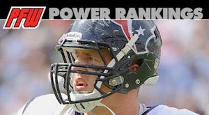 Power rankings: Watt keeps Texans in top spot