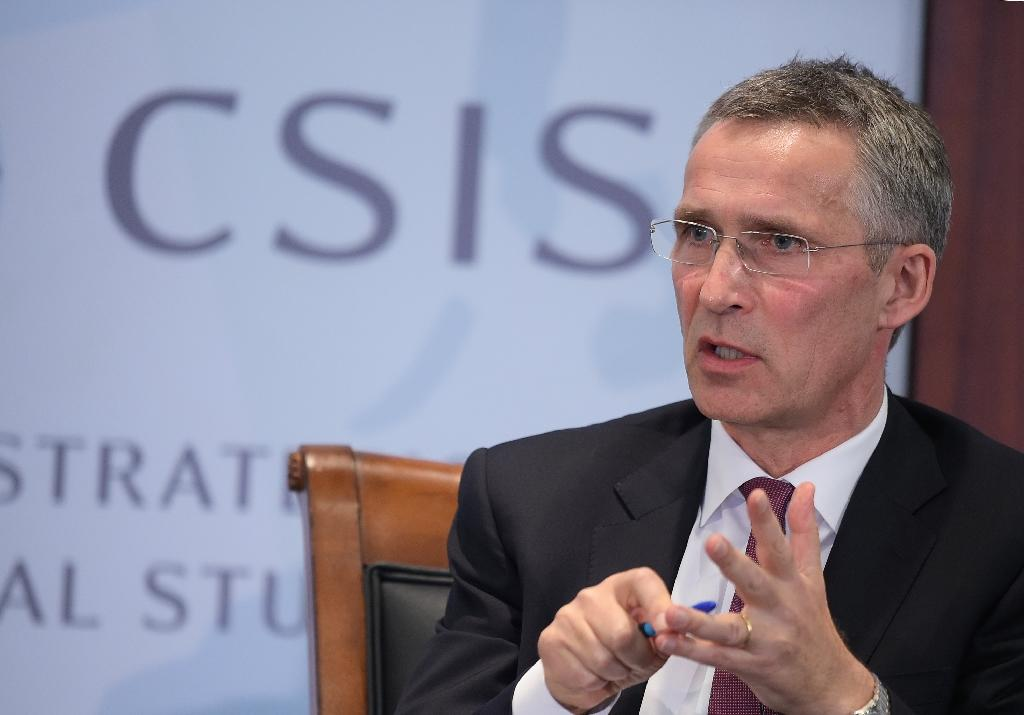 Russia's nuclear threats 'deeply troubling': NATO chief
