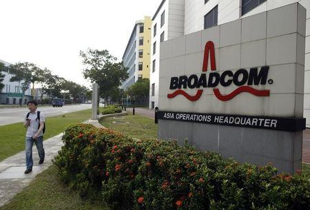 Avago to buy Broadcom for $37 billion in biggest-ever chip deal