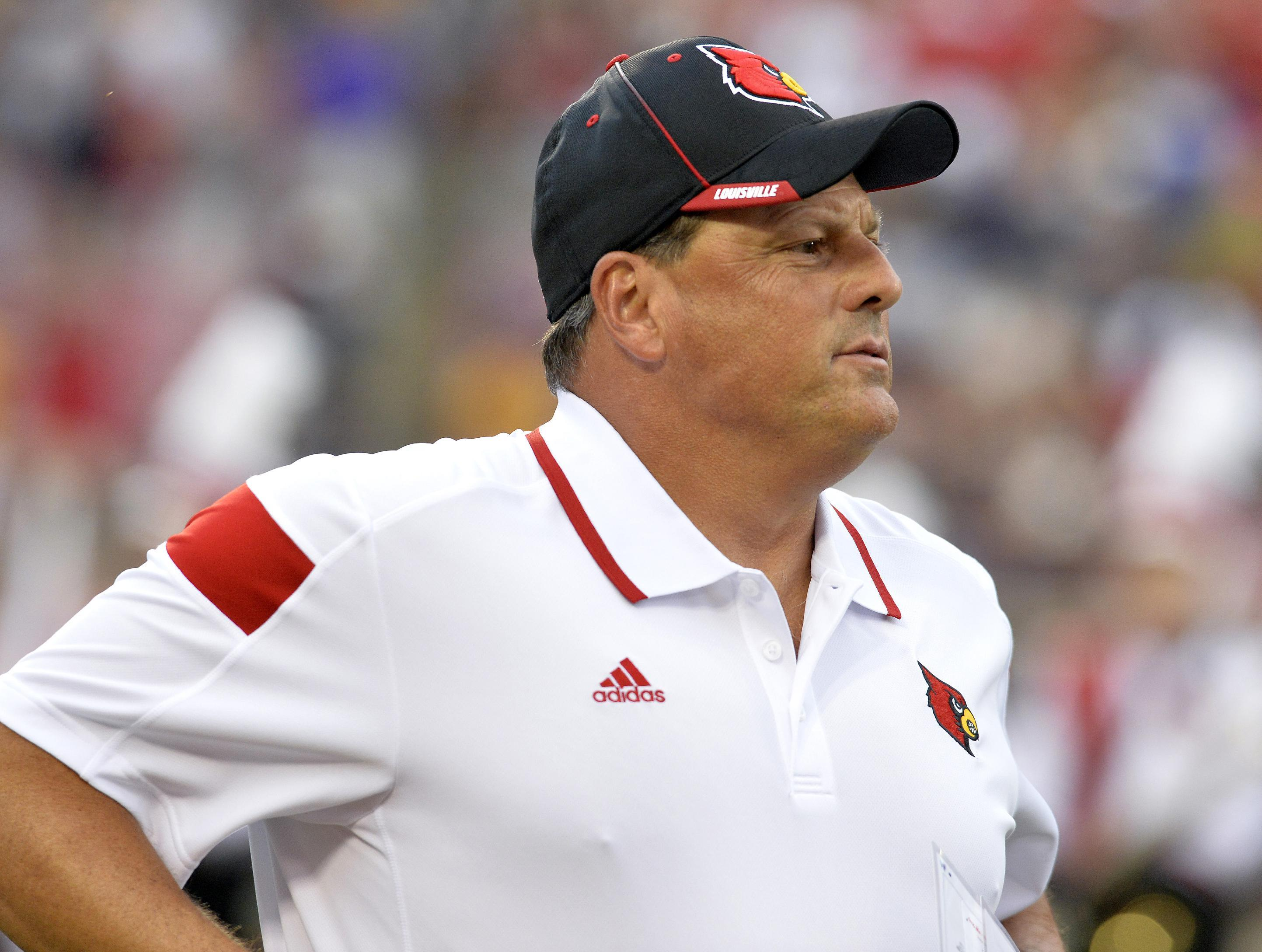 With Raiders offer on table, Todd Grantham stays at Louisville