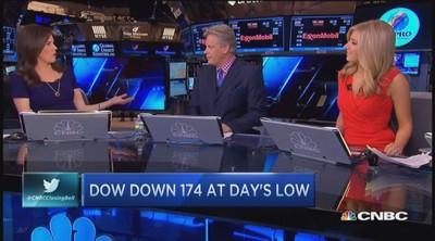 Sellers looking to push markets lower: Grasso