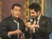 Salman Khan takes singing lessons from Ayushmann Khurrana!