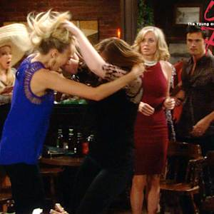 The Young and The Restless - Bar Fight