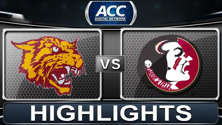 Bethune-Cookman vs Florida State | 2013 ACC Football Highlights