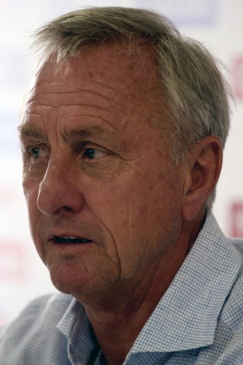 Dutch Former Football Player Johan Cruyff Answers AFP/Getty Images