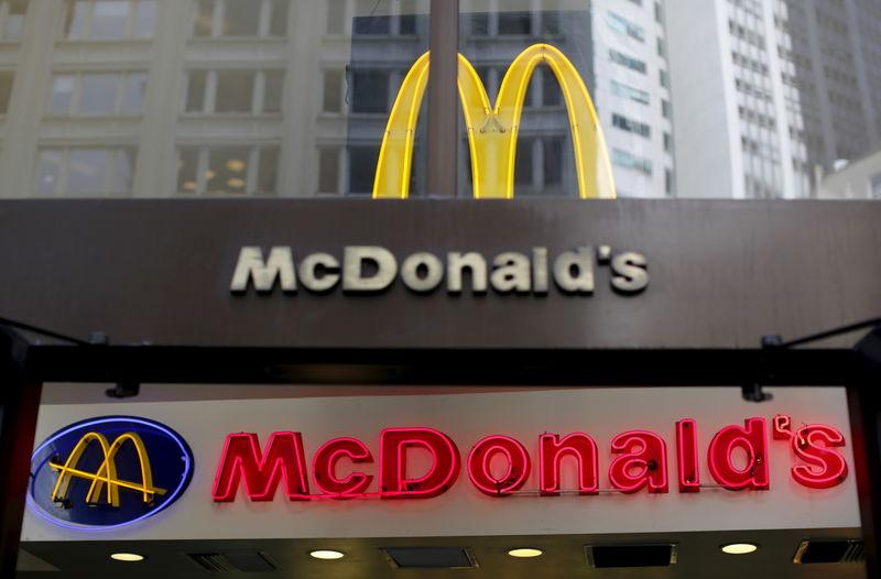 McDonald's to stop reporting monthly same-store sales after June
