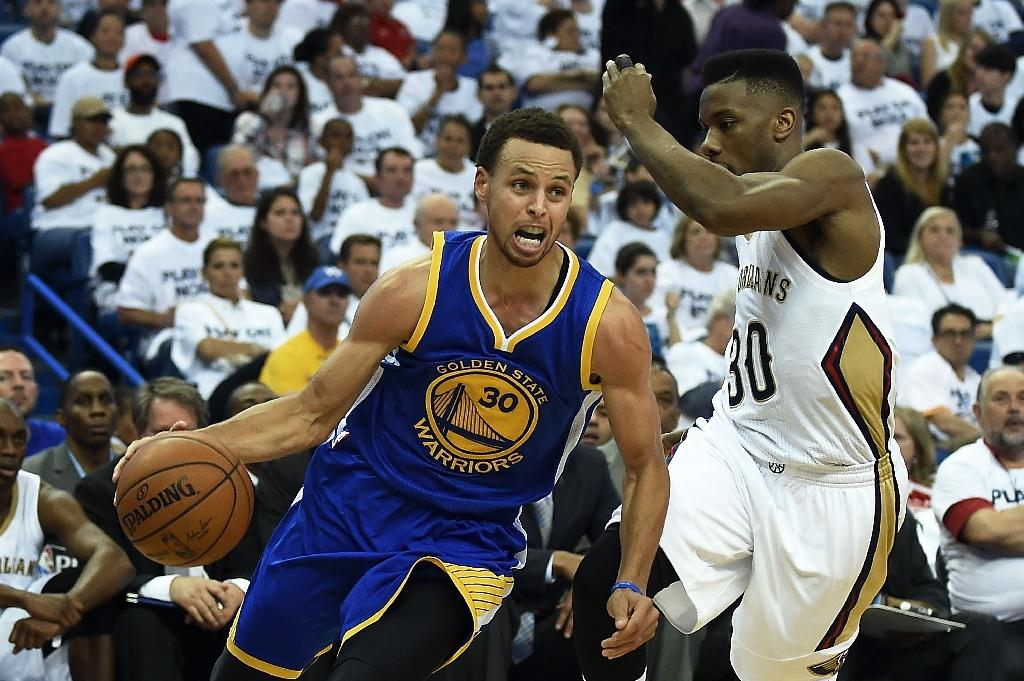 Warriors' Curry named 2014-15 Most Valuable Player