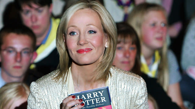J.K. Rowling Says There Were Gay & Jewish Students at Hogwarts (We Just Never Saw Them)