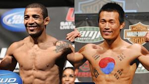 UFC 163 Weigh-in Results: Aldo vs. Korean Zombie and Machida vs. Davis All Set