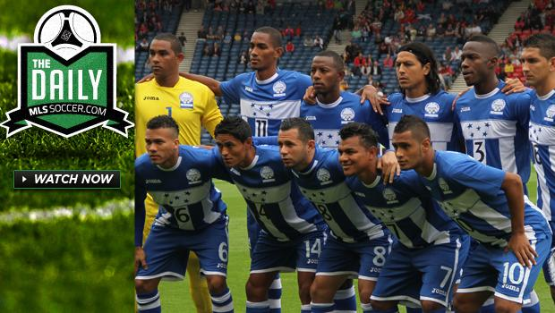 The Daily 2/5 - Honduras names Squad, Dallas's New Signings, Cascadian Desert Friendly