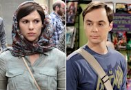 Claire Danes, Jim Parsons | Photo Credits: Ronen Ackerman/Showtime; Cliff Lipson/CBS