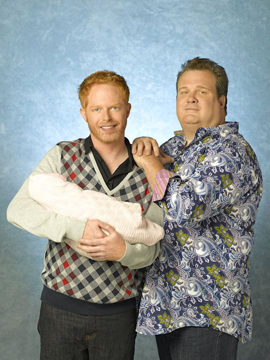The cast of &quot;Modern Family&quot; 