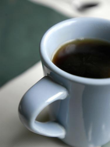 Habit: Overdosing on caffeine