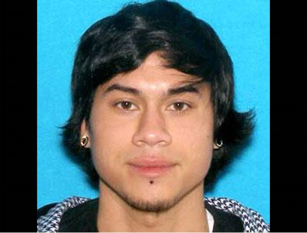 This photo provided by the Clackamas County Sheriff's Department shows Jacob Tyler Roberts, the suspect in a shooting at an Oregon Mall on Tuesday Dec. 11, 2012. Roberts, who killed two people and him