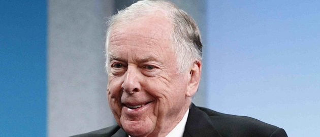 Business Magnate T. Boone Pickens Challenges Obama To A Work Out