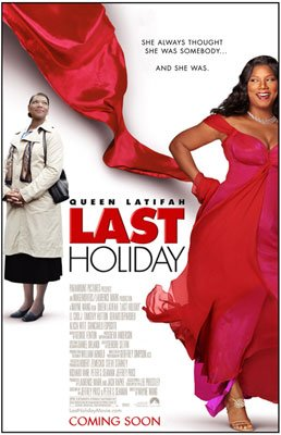 Queen Latifah stars in Paramount Pictures' Last Holiday