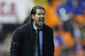 Simeone: Difference between us and Barca is 400 million euros