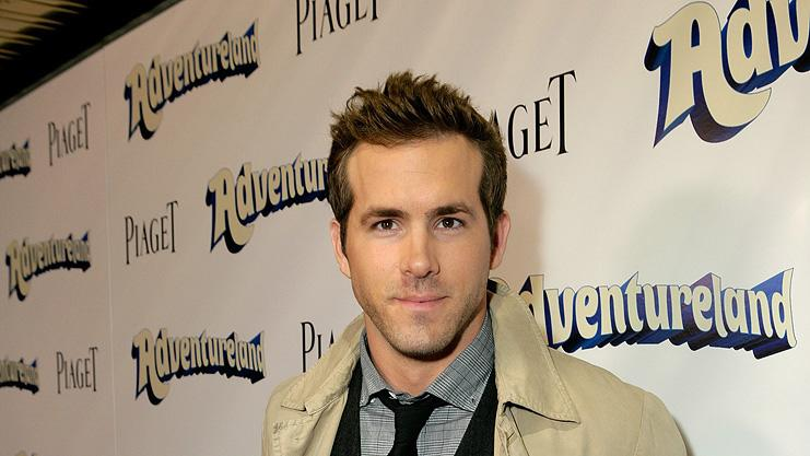 Adventureland LA premiere 2009 Ryan Reynolds