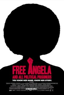 Poster of Free Angela & All Political Prisoners