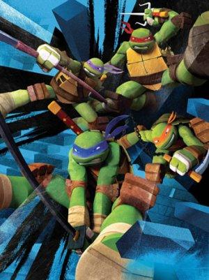 'Teenage Mutant Ninja Turtles' Take the Spotlight at Brand Licensing Europe Event