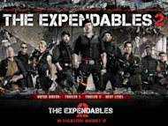 Box-office: Expendables 2  toujours 1er en France