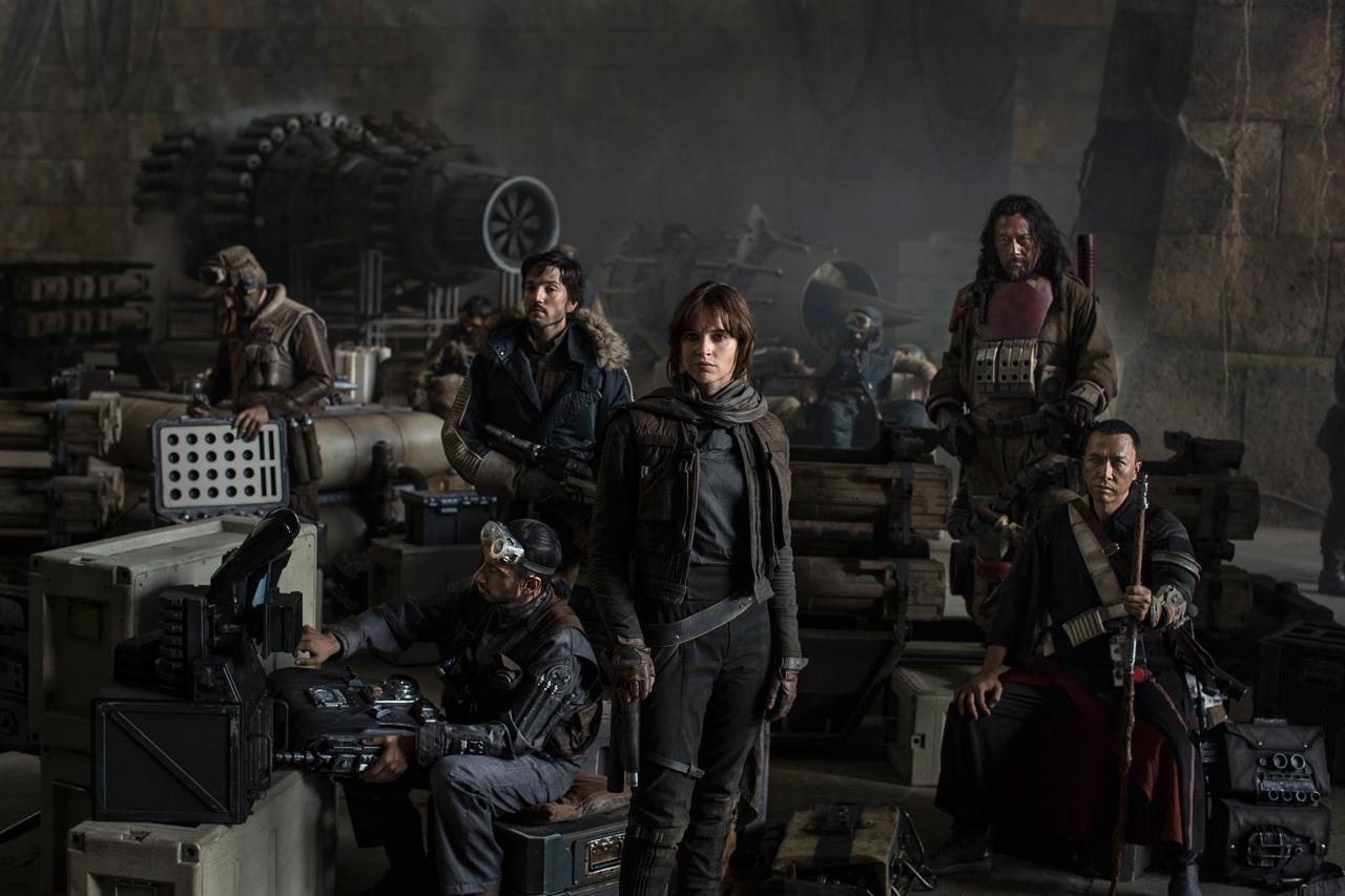 Star Wars: Rogue One will bridge the gap between Episodes III and IV – watch the first trailer