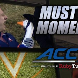 """UVA """"Goose Guy"""" Sings Journey 
