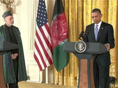 Obama Announces 'Accelerated' Afghanistan Transition Timeline