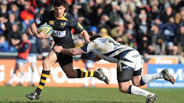 Dai Young says Ben Jacobs, left, will be a 'big asset' for Wasps this season