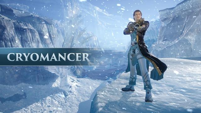 Skyforge - Cryomancer Trailer