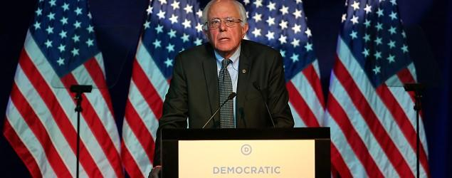 New poll shows Sanders creeping up on Clinton