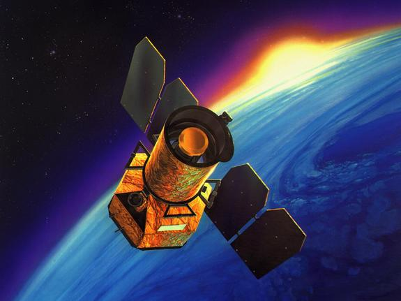 NASA Loans Space Telescope to Caltech