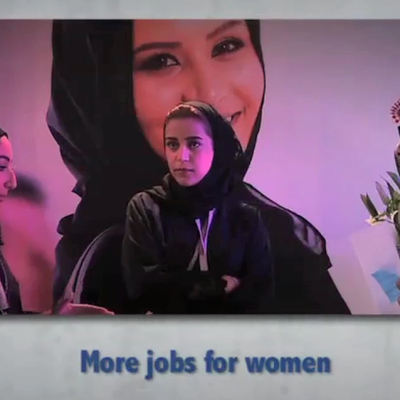 Year in Review 2013: Significant year for Saudi women's rights