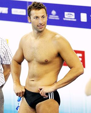 "Ian Thorpe Hospitalized With ""Serious"" Infection: Olympian May Not Swim Again"