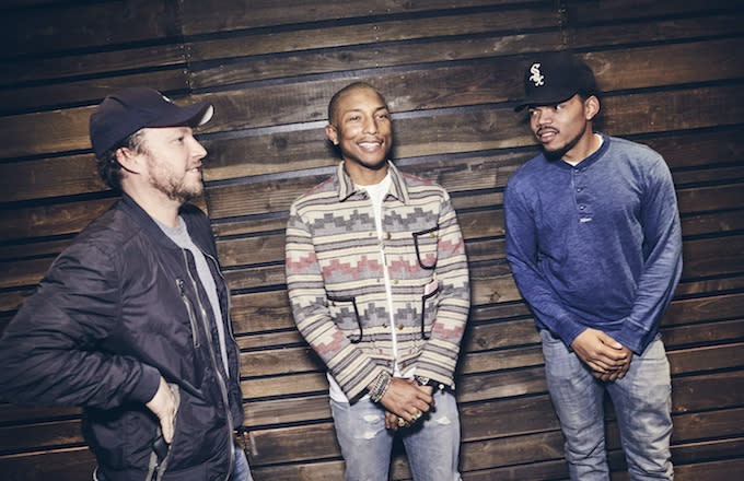 Chance the Rapper Talks Fatherhood and More on Pharrell and Scott Vener's OTHERtone