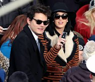 Katy Perry, John Mayer Attend President Barack Obama's Inauguration Together