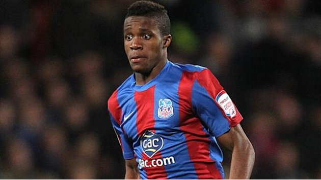 Championship - Zaha named in Championship Team of the Season