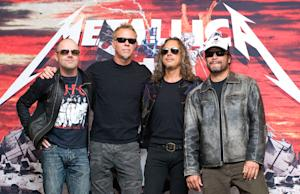 Metallica Will Get Lifetime Achievement Award at Golden Gods