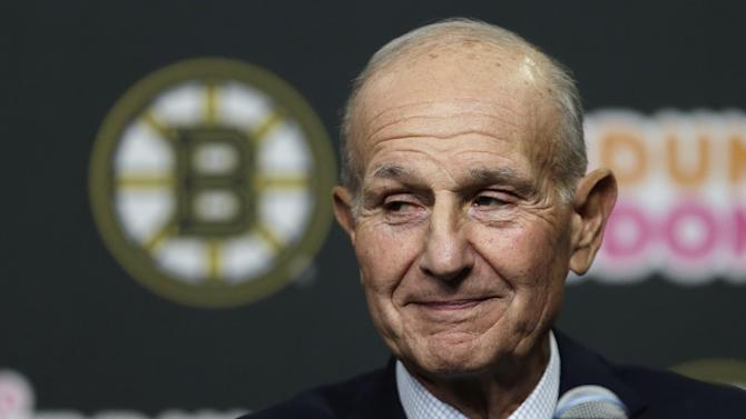 Neely bullish on Bruins' future as Cup contenders