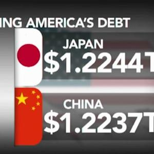 Japan Overtakes China as Biggest Holder of U.S. Debt