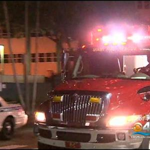Miami Teen Injured In Shooting