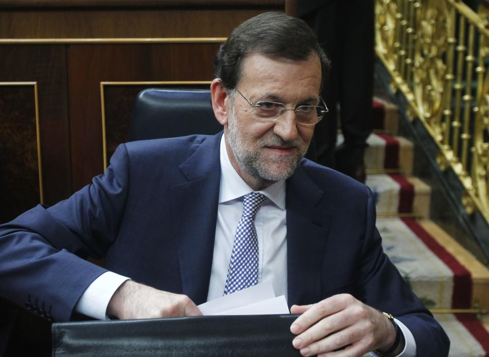 Spain unveils $79 bln in new austerity plan